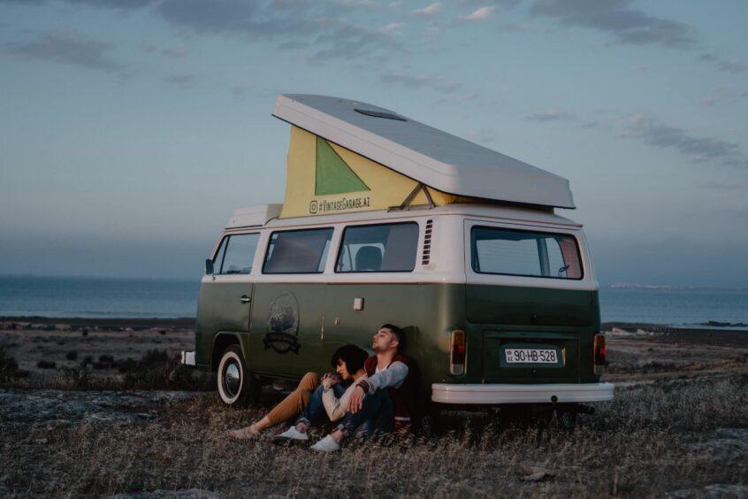used camper van vw transporter
